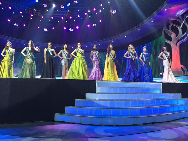 Nam Em lọt Top 8, người đẹp Ecuador là hoa hậu trái đất - 4