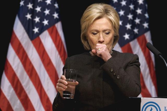 Ứng viên tổng thống Mỹ Hillary Clinton. (Ảnh: Reuters)