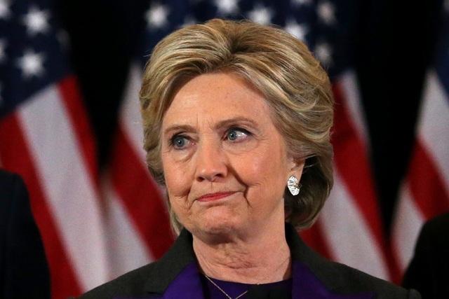 Ứng viên tổng thống đảng Dân chủ Mỹ Hillary Clinton. (Ảnh: Reuters)