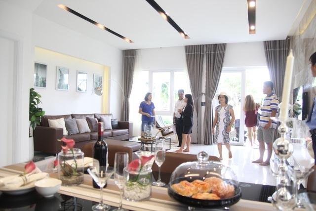 Khang Điền cũng tiếp tục mở bán hơn 100 căn trong khu biệt thự & nhà liền kề vườn Melosa Garden