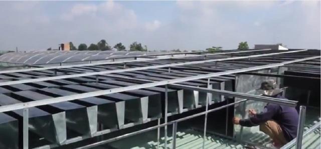 """Độc đáo với thiết bị """"bẫy nhiệt"""" năng lượng mặt trời để sấy khô - 3"""