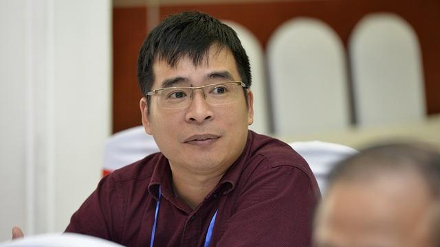 TS.Trần Quý Nam, từ Học viện BCVT, là thành viên mới trong BGK của Giải thưởng.