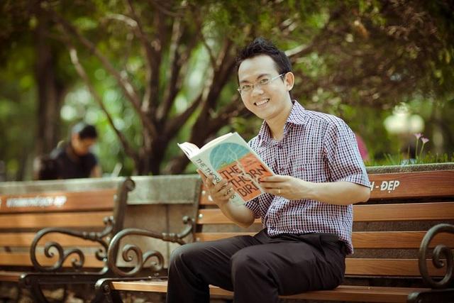 Tác giả bài viết - Thạc sĩ ĐH Harvard Trương Phạm Hoài Chung