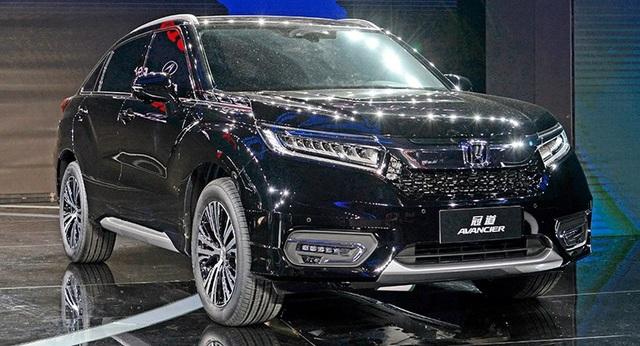 Honda mở nhà máy thứ ba tại Trung Quốc - 1