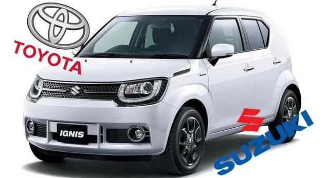 Toyota và Suzuki hé mở khả năng hợp tác - 1