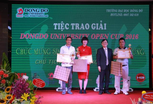 Chính thức khởi tranh giải Golf DongDo University Open Cup 2016 - 1