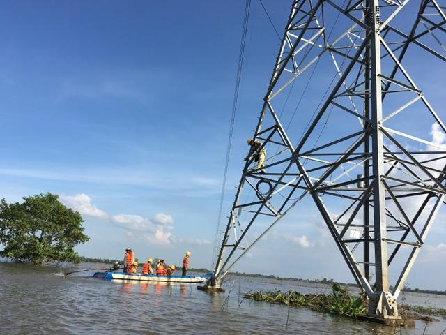 Truyền tải điện miền Tây 3: Nhiều biện pháp bảo vệ an toàn lưới điện - 2