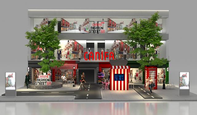 """""""Young Urban Street"""" - Phố Cá Tính sẽ mở màn """"CANIFA Fashion Street in the City"""""""