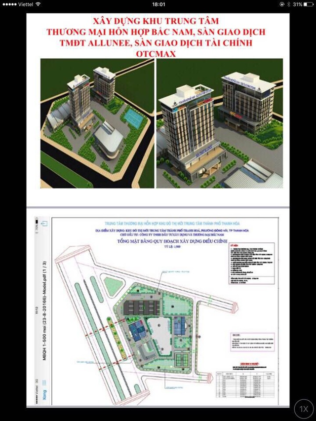 Thanh Hóa: Xây dựng khu trung tâm thương mại Bắc Nam - 3