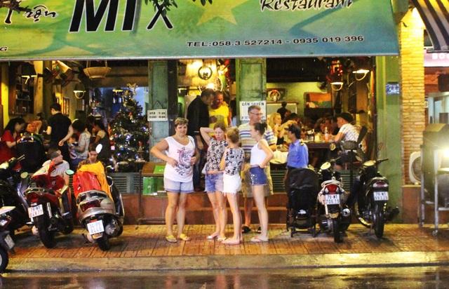 Du khách Nga đến Nha Trang - Khánh Hòa thời gian gần đây đang có dấu hiệu phục hồi sau thời gian lao dốc