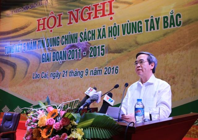 """Ông Nguyễn Văn Bình: Tây Bắc vẫn còn là """"lõi nghèo"""" của cả nước"""