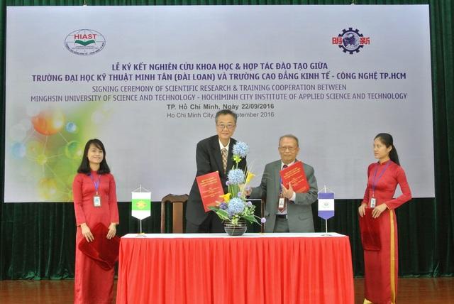 Cơ hội du học Đài Loan cho sinh viên Cao Đẳng - 1