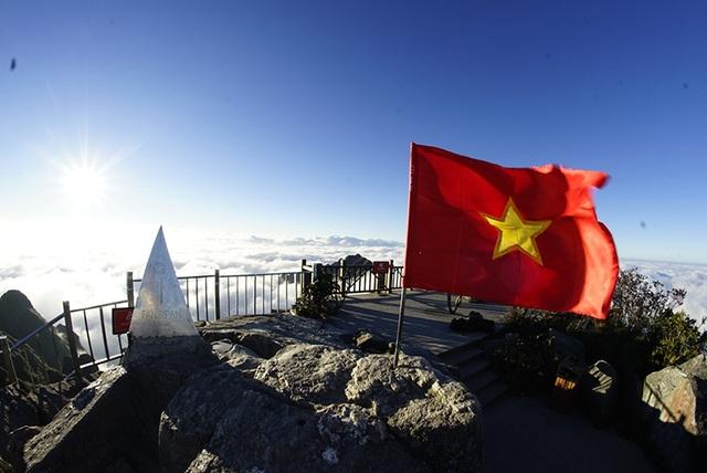 Phan Si Păng đẹp nhất vào mùa đông.