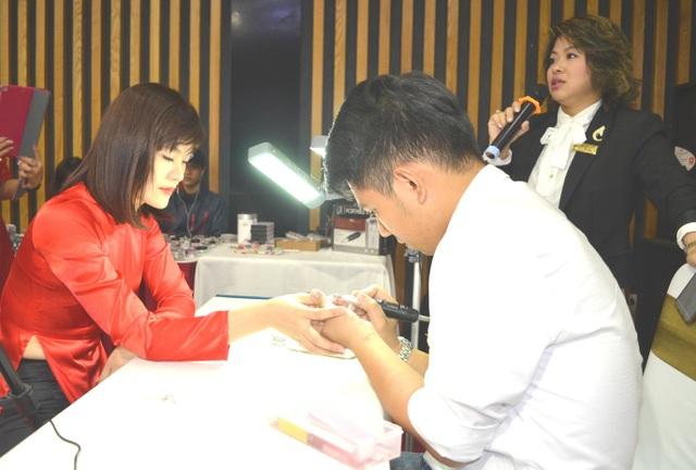 Lễ ra mắt và Hội thảo dạy nghề làm đẹp của học viện C'est La Vie - Đức tại Việt Nam - 6