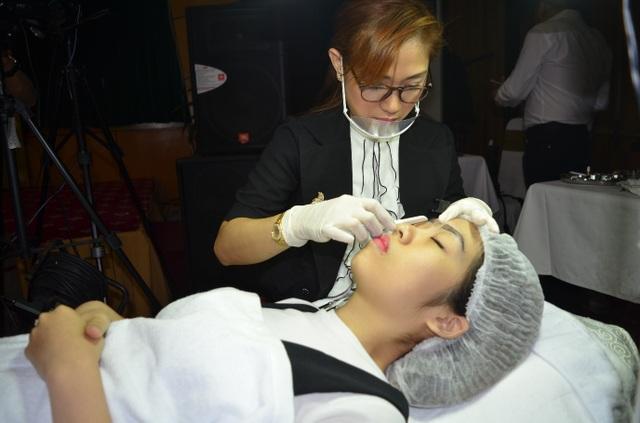 Lễ ra mắt và Hội thảo dạy nghề làm đẹp của học viện C'est La Vie - Đức tại Việt Nam - 7
