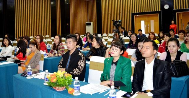 Lễ ra mắt và Hội thảo dạy nghề làm đẹp của học viện C'est La Vie - Đức tại Việt Nam - 8