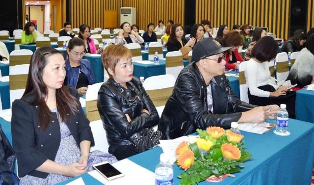 Lễ ra mắt và Hội thảo dạy nghề làm đẹp của học viện C'est La Vie - Đức tại Việt Nam - 9