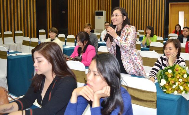 Lễ ra mắt và Hội thảo dạy nghề làm đẹp của học viện C'est La Vie - Đức tại Việt Nam - 12