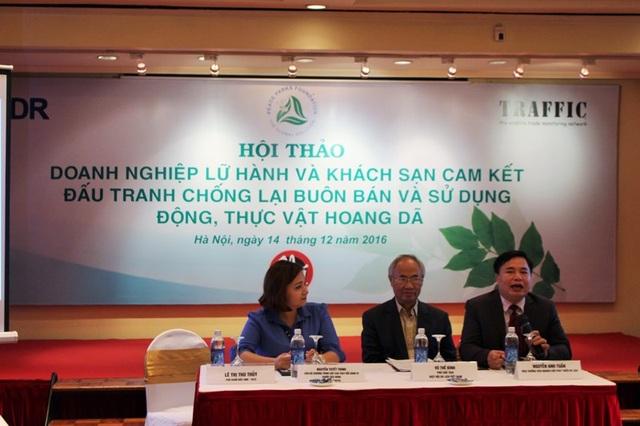 Ngành du lịch Việt Nam đấu tranh chống buôn bán, sử dụng động vật hoang dã - 1