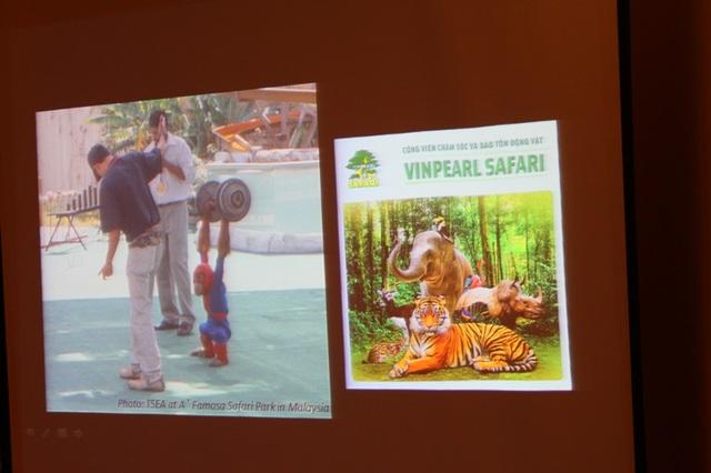 Ngành du lịch Việt Nam đấu tranh chống buôn bán, sử dụng động vật hoang dã - 2