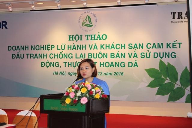 Ngành du lịch Việt Nam đấu tranh chống buôn bán, sử dụng động vật hoang dã - 3