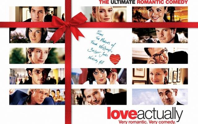 Phim phát sóng lúc 22h00 tối 24/12 với sự xuất hiện của những tên tuổi sáng giá: Colin Firth, Hugh Grant, Keira Knightley, Laura Liney, Emma Thompson.