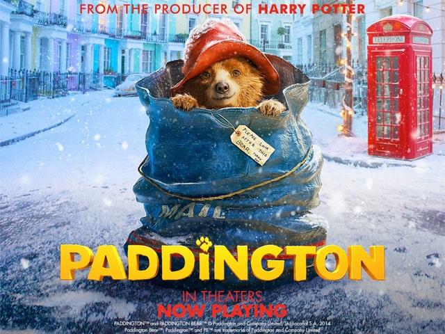 Gấu Paddington là món quà tuyệt vời cho các em nhỏ vào 22h00 tối 22/12