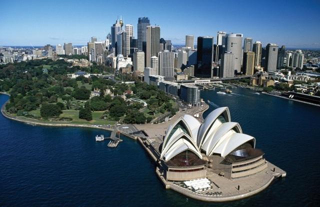 Úc - thiên đường du lịch và làm việc định cư sau khi tốt nghiệp