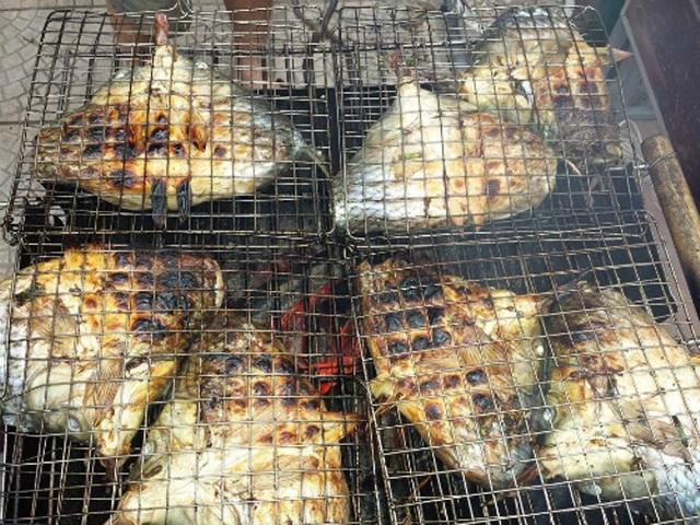 Pa pỉnh tộp - tinh hoa ẩm thực của người Thái - 2
