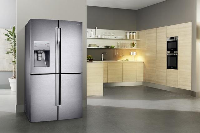 Thiết kế tủ cao và không gian sâu hài hòa với tổng thể nội thất căn bếp mang đến vẻ đẹp hoàn hảo cho không gian sống của bạn