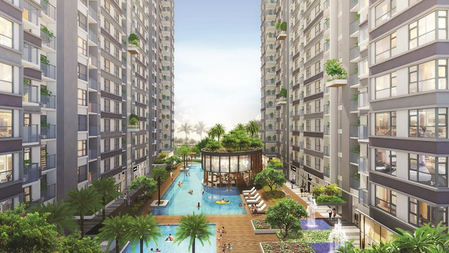 Khu Tây tập trung nhiều dự án nhà ở có mức giá hợp lý