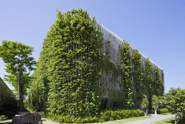 KTS Võ Trọng Nghĩa vừa đoạt 3 giải thưởng kiến trúc quốc tế - Ảnh 4.