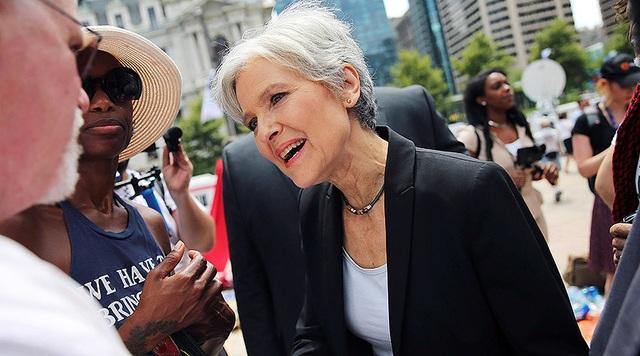 Ứng viên tổng thống Đảng Xanh Jill Stein. (Ảnh: Reuters)