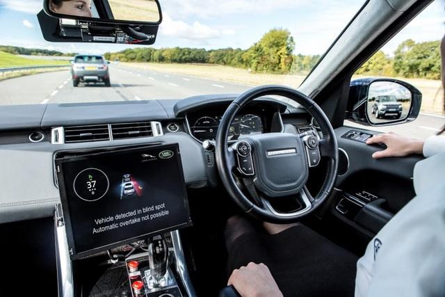 Ford bắt tay hợp tác với Jaguar Land Rover - 2
