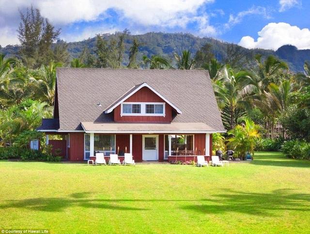 Julia Robert sở hữu nhà siêu sang tại Hawaii - cô từng ở đây trong những kỳ nghỉ hè cùng gia đình
