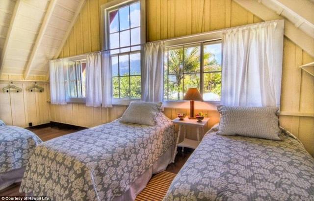 Ngôi nhà có 6 phòng ngủ này mang vẻ đẹp cổ điển và được xây từ năm 1915