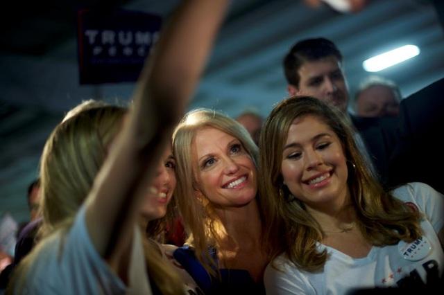 Bà dần trở thành người của công chúng với việc xuất hiện thường xuyên hơn sau khi ông Trump đắc cử tổng thống.