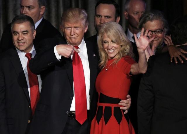 Bà đã tích cực tham gia vào chiến dịch tranh cử của ông Trump kể từ khi ông tuyên bố ra tranh cử tổng thống hồi giữa năm ngoái.