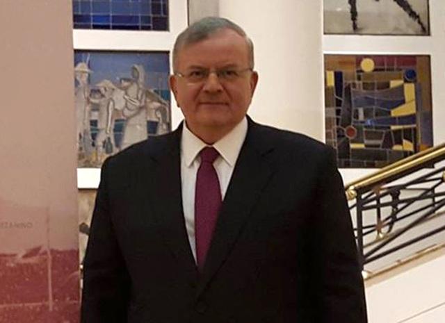 Đại sứ Kyriakos Amiridis (Ảnh: Ibtimes)