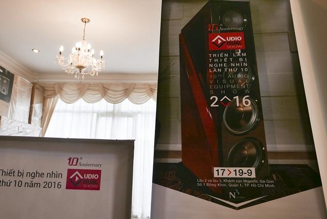 """Nhiều thiết bị âm thanh """"khủng"""" khoe tài tại AV Show 2016 - 4"""