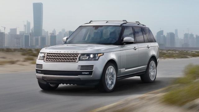 10. Tuỳ chọn ghế dã ngoại (Event Seating) lắp trên cửa hậu xe Range Rover có giá 5.900 bảng tại Anh (7.350 USD), tương đương giá một chiếc Dacia Sandero mới coóng, phiên bản tiêu chuẩn.