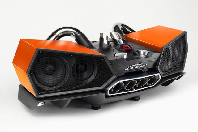 Lamborghini bán loa đắt hơn xe Camry - 7