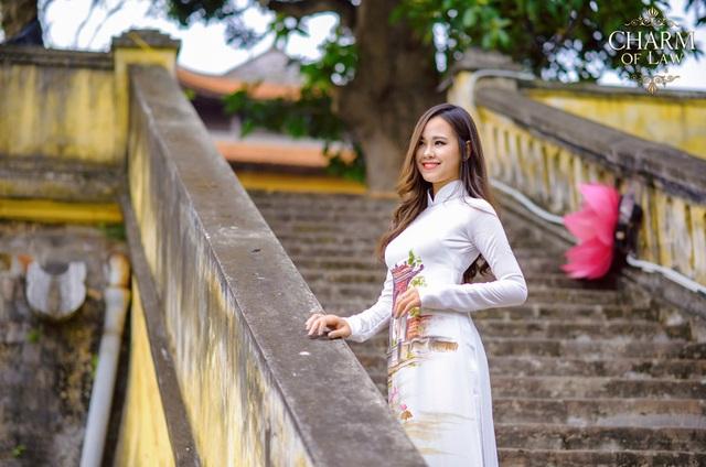 Trần Ly Ly (sinh năm 1997, chiều cao 1m63, cân nặng 49 kg)