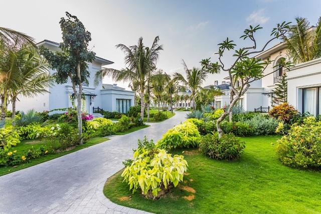 Đầu tư vào biệt thự nghỉ dưỡng được đánh giá là giải pháp đầu tư tài chính an toàn, đem lại lợi nhuận cao.