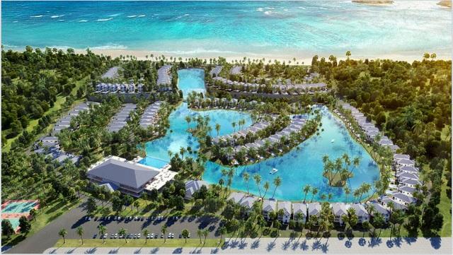 Biệt thự nghỉ dưỡng của Tập đoàn Vingroup trải dài trên những vùng biển đẹp có vị trí chiến lược tại Việt Nam.
