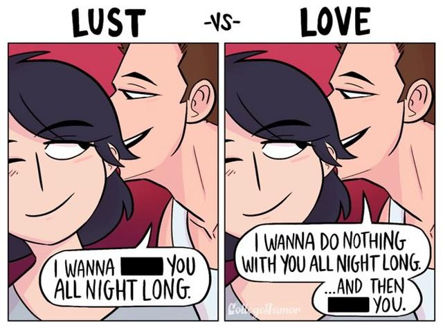Anh muốn chuyện ấy em với cả đêm/ Anh chẳng muốn làm gì khi bên em cả đêm dài... Và sau đó yêu em