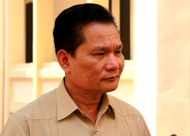 Ông Bùi Sỹ Lợi - Phó Chủ nhiệm Ủy Ban các vấn đề xã hội của Quốc hội