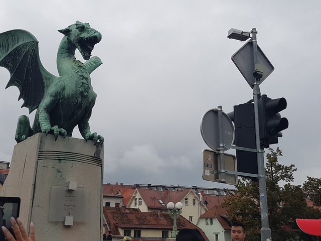Cầu Rồng - tượng đài về kiến trúc và kỹ thuật của thành phố Ljubljana