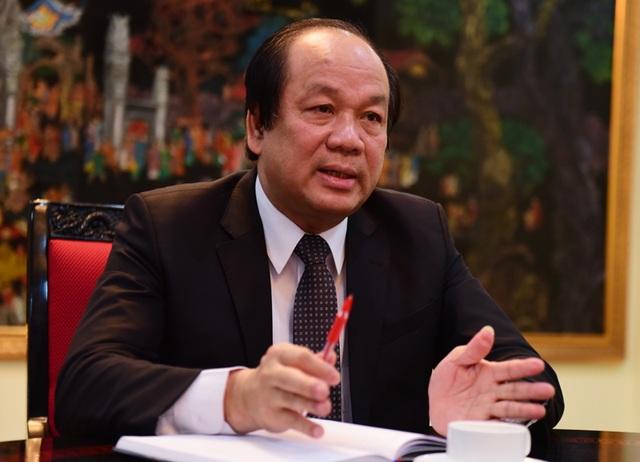 Bộ trưởng - Chủ nhiệm Văn phòng Chính phủ: Tư duy trước đây, cán bộ hiền lành, khéo léo thì phiếu cao bây giờ đã khác hoàn toàn.