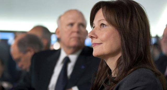 """WikiLeaks: CEO của GM từng được """"chấm"""" làm ứng viên phó tổng thống Mỹ - 1"""